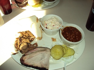 Review: George's BBQ; Owensboro, Kentucky